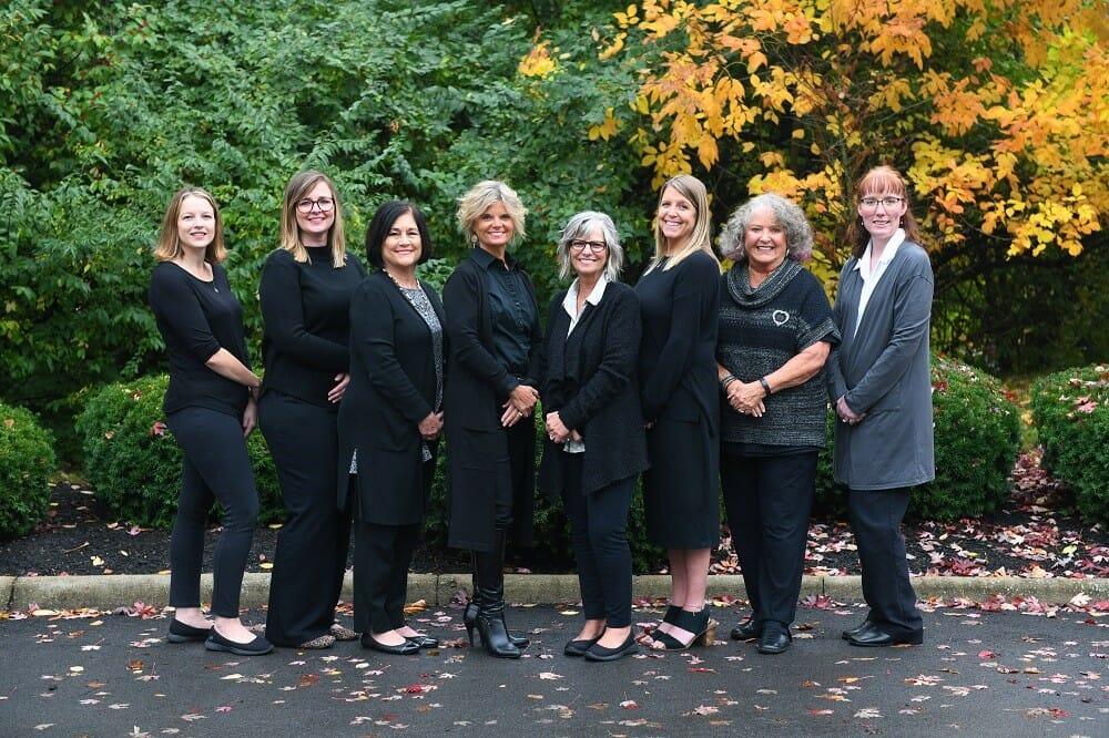 Smiley Family Dental Front Desk Team